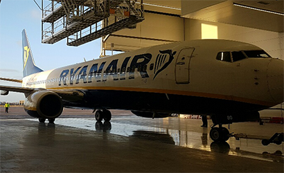 MAAS Aviation has completed its new (2nd) paint shop at Maastricht Aachen Airport in the Netherlands